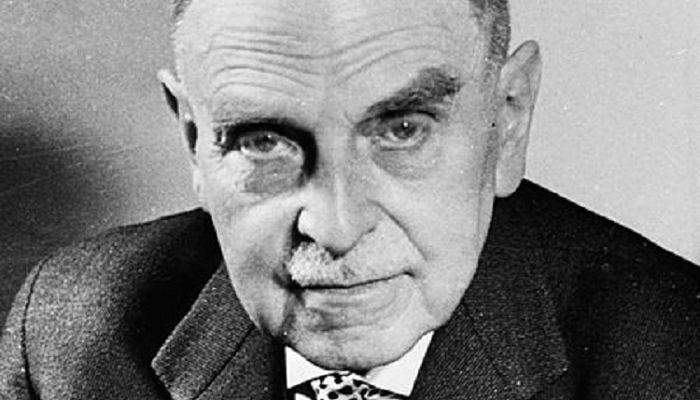 biografía de Otto Hahn
