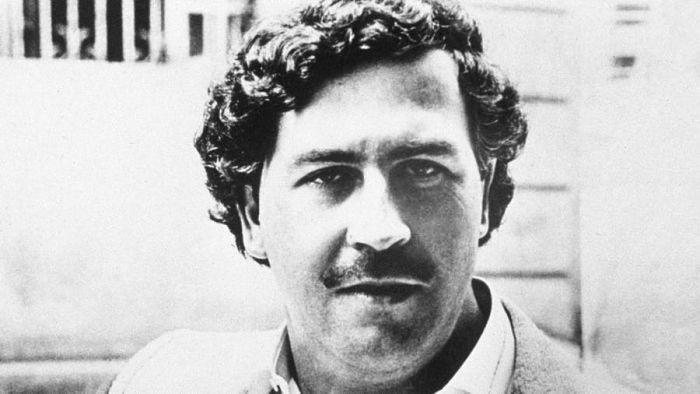 biografía de Pablo Escobar