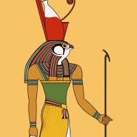 biografia-de-horus-dios-egipcio