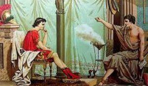 Su Relación con Alejandro Magno