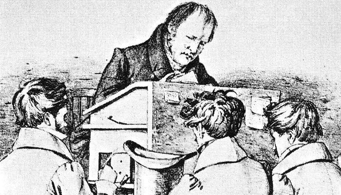 Biografía de Hegel: Estudios y Clausura de la Universidad de Jana