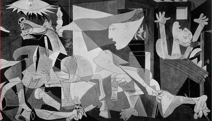 Su gran Obra: El Guernica