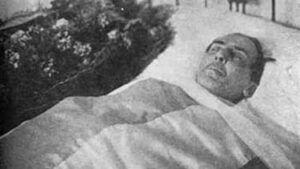 Exilio y muerte de Antonio Machado