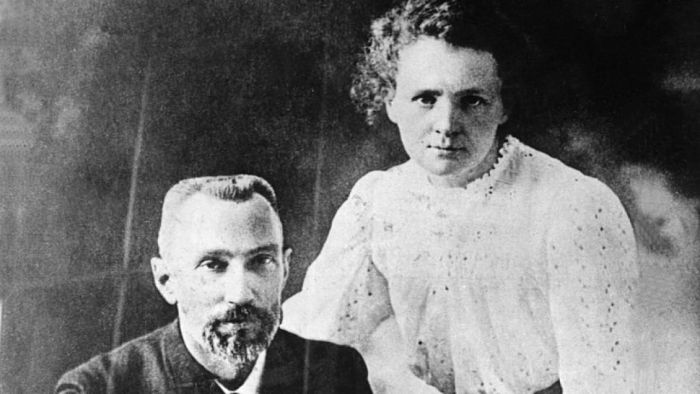 La primera mujer Premio Nobel de Física