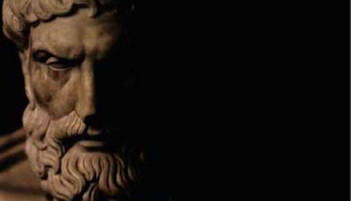 Muerte de Epicuro