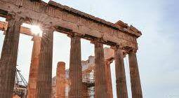 Su experiencia docente en Atenas