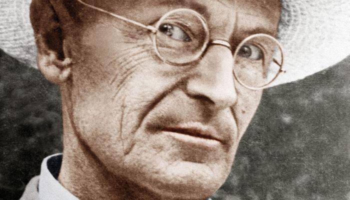 Biografía de Hermann Hesse: Vida, Obra y Trayectoria Literaria