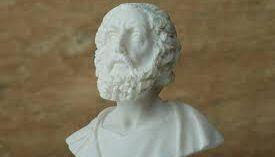 Homero y la Iconografía Grecorromana