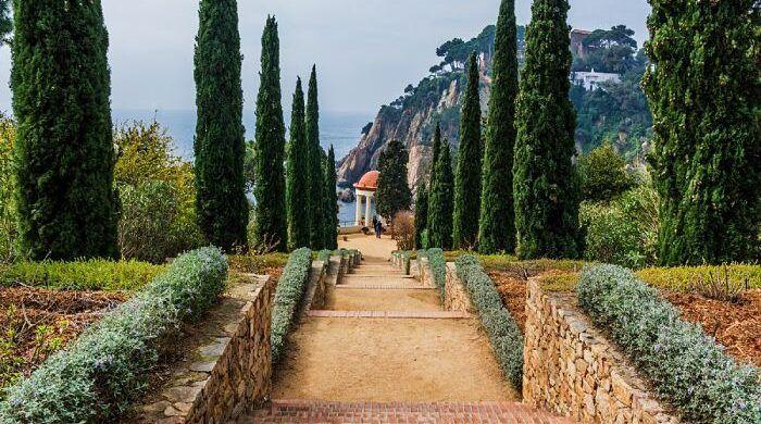 La Escuela Jardín de Epicuro