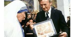Su Premio Nobel de la Paz
