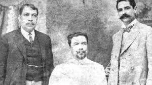 Rubén Darío en 1892: Chile