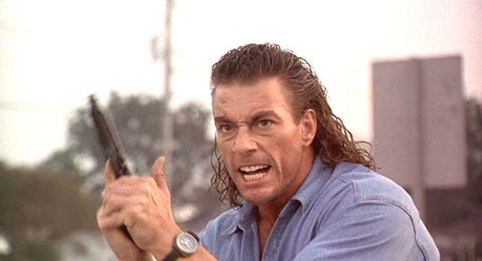 Jean Claude Van Damme el Actor