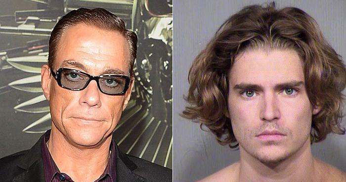 2020 y su hijo Kris Van Damme