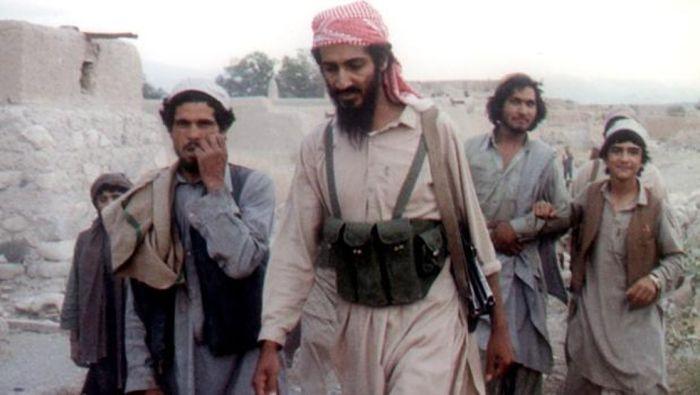 Misión de Osama bin Laden contra la Unión Soviética