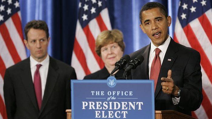 Barack Obama el Político