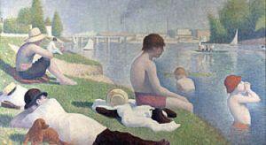 Familia de George Pierre Seurat