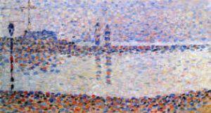 Pinturas Destacadas deGeorge Pierre Seurat