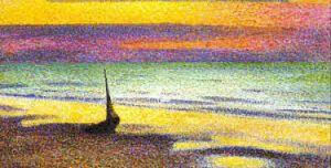 Muerte de George Pierre Seurat