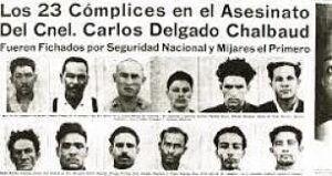 Magnicidio y Muerte de Delgado Chalbaud