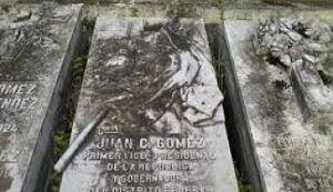 Muerte del General Juan Vicente Gómez